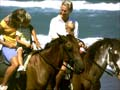 horseriding in the Dominican Republic