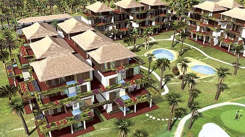 punta perla golf apartments
